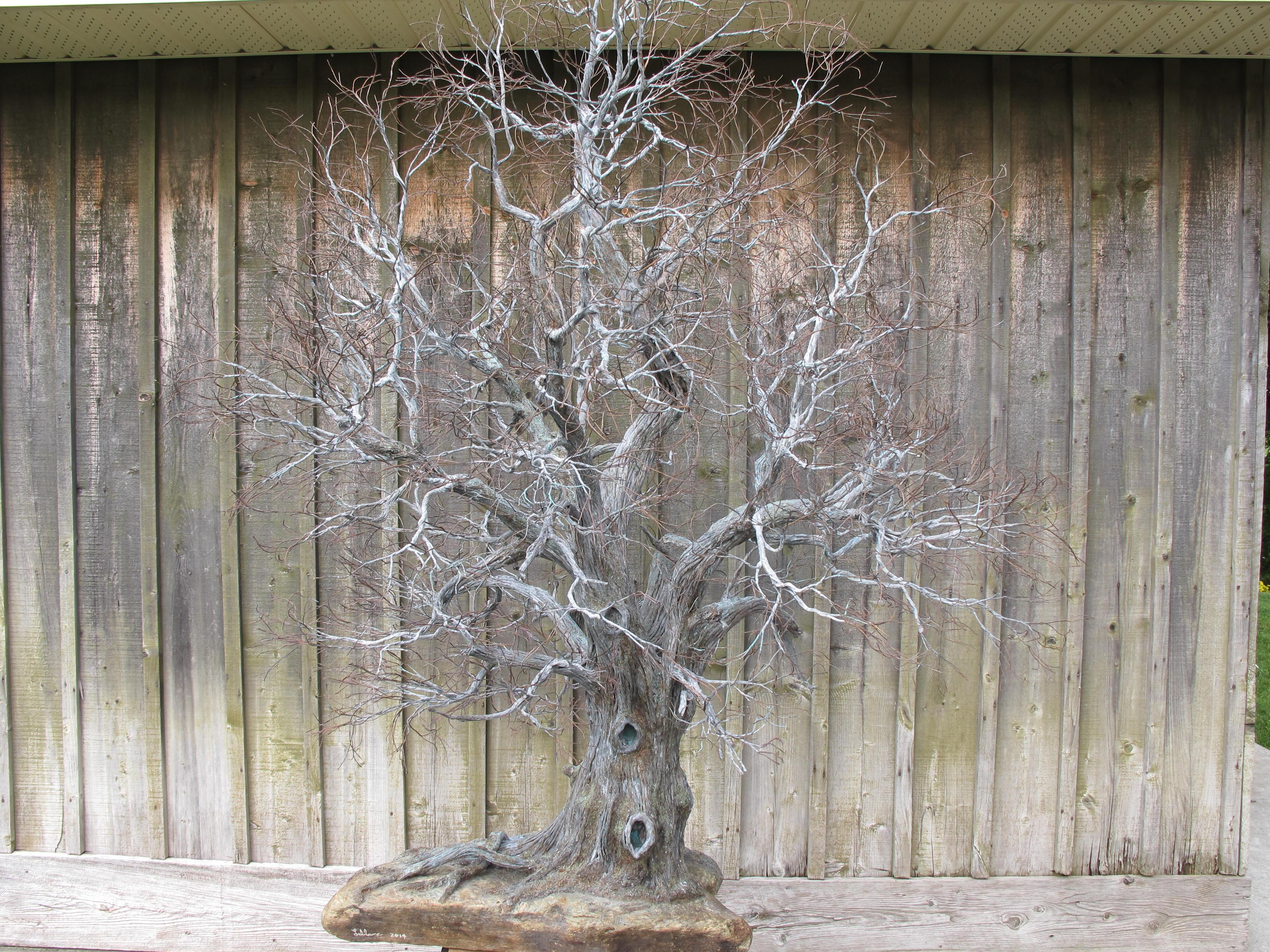 L'arbre de vie 2014 (urne familiale) 5 x 4 pieds  $15,000 (15)